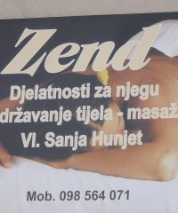 "TO ""ZEND"""